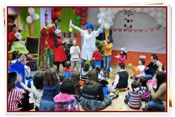 Fiestas infantiles barcelona