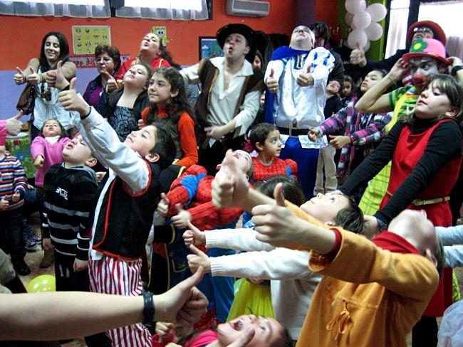 Animaciones de fiestas infantiles españa