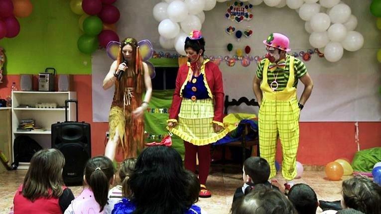 Animadores infantiles Alicante