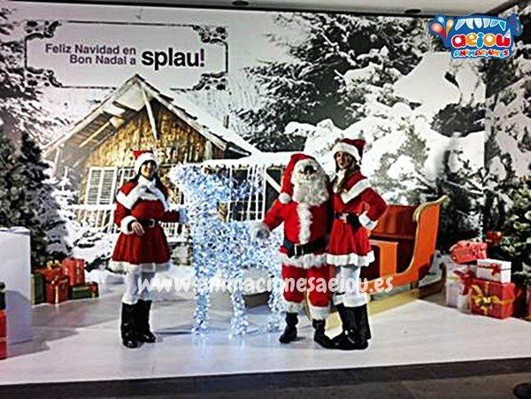 Contratar a Papá Noel