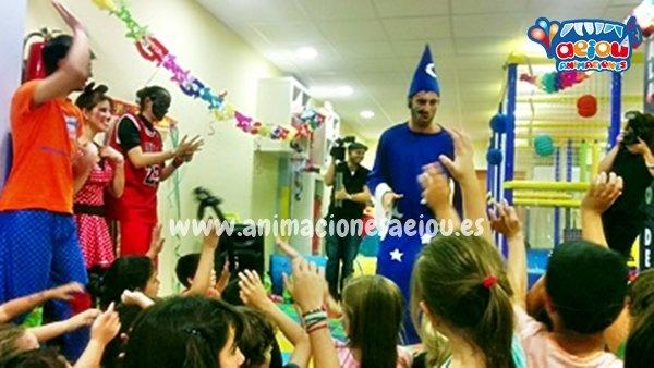 magos para niños con fiestas de cumpleaños