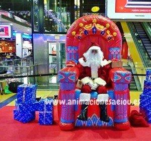 Animadores infantiles de navidad