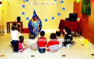 Cumpleaños con magos en España